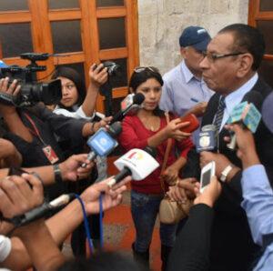 "Justiniano Apaza rechazó investigación por ""apología"" iniciada en Congreso"
