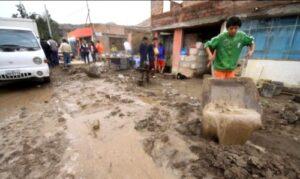 Amplían estado de Emergencia por lluvias en la provincia de Arequipa
