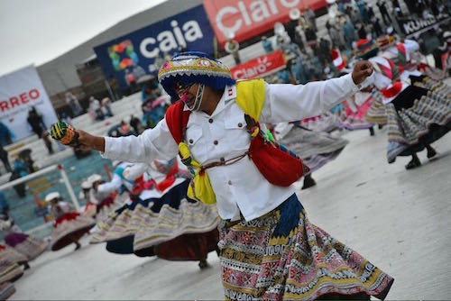 wititi en Puno