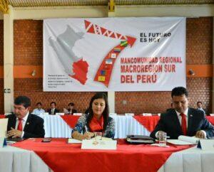 Mancomunidad del Sur pedirá a candidatos presidenciales exponer proyectos para el sur
