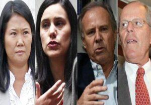 Keiko Fujimori y Verónika Mendoza encabezan preferencias en el sur del Perú