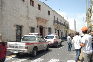 Municipio provincial declara intangibles las utilidades de la Caja Arequipa destinadas a obras