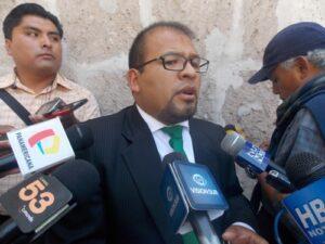 """VIDEO. Alcalde Omar Candia: """"Se construirá un parque de 225 hectáreas en Alto Selva Alegre"""""""