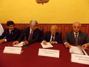 Tribunal Constitucional evalúa comportamiento del Jurado Nacional de Elecciones