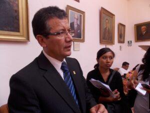 """VIDEO. Presidente de la Corte: """"Hay que confiar en el Jurado Nacional de Elecciones"""""""
