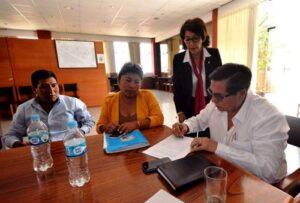 El GRA promueve diálogo entre Camaná e Islay por el problema limítrofe