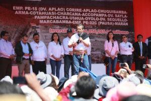 Ollanta Humala no reconoce retraso en ordenamiento de la ciudad a causa del monorriel