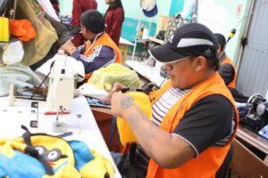 GRA entrega donativos para reclusos del penal de Socabaya