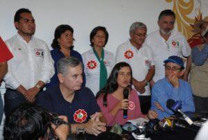 VIDEO. Verónika Mendoza: en mi gobierno se respetará la voluntad de la gente en los conflictos