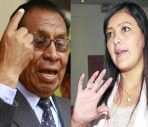 Apaza desmiente a gobernadora por críticas a Verónika Mendoza sobre Majes II