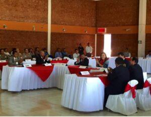 Yamila Osorio preside ceremonia de la conformación de la Mancomunidad del Sur