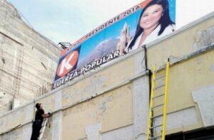 Municipalidad Provincial multa a Acción Popular, Keiko Fujimori, y dos candidatos al Congreso