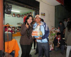 Denuncias por entrega de donativos contra Fuerza Popular también en Arequipa