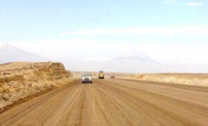 Empresa China presentó iniciativa para construcción de autopista Arequipa – La Joya