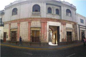 FOTOS. Inician restauración de fachadas en casonas de la calle Santa Catalina