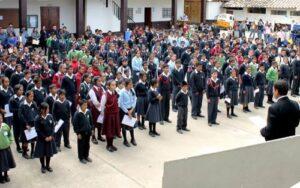 Destacan a 800 policías para resguardar centros educativos ante inicio de labores escolares