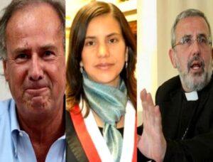 VIDEO. Arzobispo Del Río califica de pecado votar por Verónika Mendoza y Alfredo Barnechea