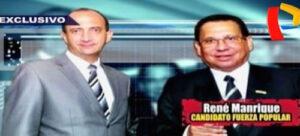 Acusan a Juan Carlos Eguren y René Manrique de concertar para favorecer a cooperativas