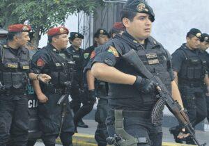 Policía en Arequipa se declara en alerta máxima por constantes asaltos