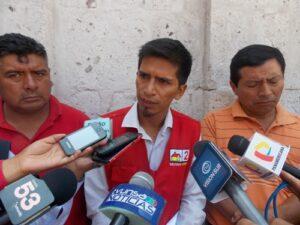 VIDEO. Mineros artesanales de Arequipa presentan a su candidato para el Congreso