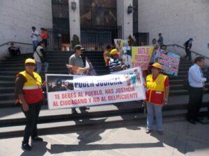 VIDEO. Juntas vecinales piden que no se reabran los prostíbulos de la avenida Jesús