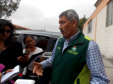 Fiscalía pide embargo de 30 mil soles para alcalde y candidato Manuel Vera