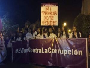 Julio Guzman en Arequipa: Voy a ser presidente del Perú, tarde o temprano