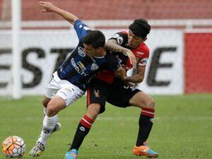 Melgar pierde en la Copa Libertadores contra Independiente Valle
