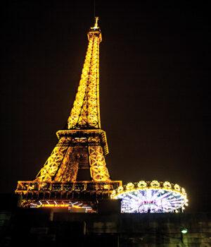 París veintitantos días sin dinero