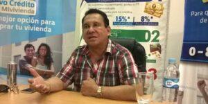 René Manrique de Fuerza Popular denunciado por no consignar sentencia en hoja de vida