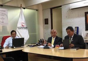 Rondón: «Organización criminal» actuó en el Gobierno Regional durante gestión de Guillén