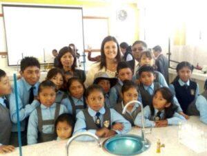 Osorio inaugura infraestructura educativa en el I.E San Miguel Febres Cordero
