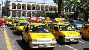 Taxistas pedirán una nueva ampliación de permisos transitorios al municipio