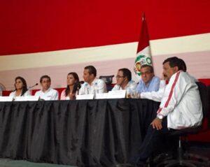 Humala llega a Aplao para iniciar obras del corredor vial Acoy-Vizcahane
