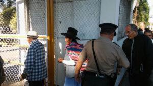 Observadores internacionales monitorean desarrollo de comicios en Arequipa