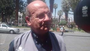 VIDEO. Jesús Fernández, miembro del JNE, justifica decisiones en confusa legislación