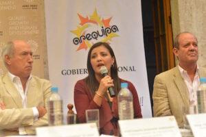 En citas internacionales Arequipa ofrece oportunidades de inversión en proyectos locales