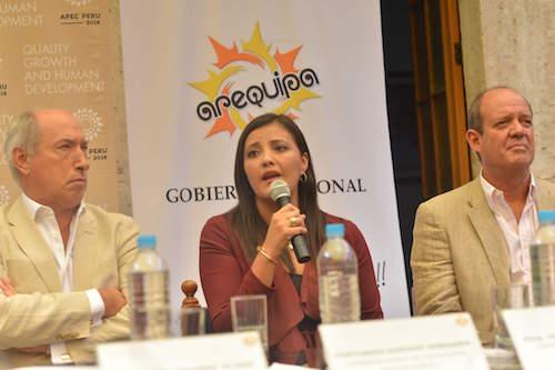 reunión APEC Arequipa