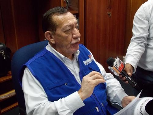 Director de la RENIEC, Walter Aguirre.