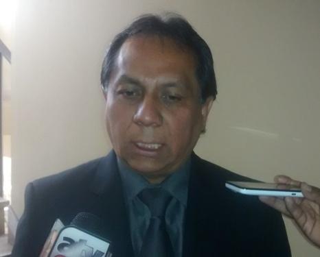 Gerente de Educación del Gobierno Regional, Guido Rospigliosi Galindo