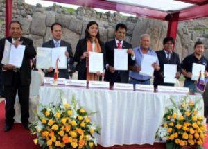 Mancomunidad del Sur organizará debate y acta de compromiso para Keiko Fujimori y PPK