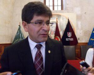Rector de la UNSA: Gobierno entrante debe priorizar el sector Educación