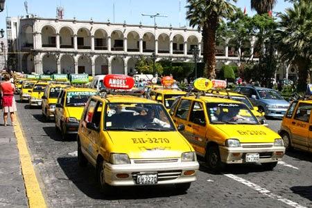 taxiarequipa