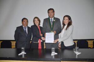 UCSM implementará una  Agenda de Innovación Tecnológica en la región