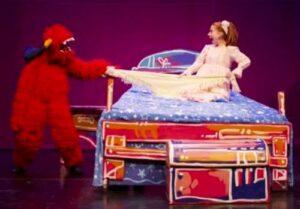 """Grupo Teatrando presenta """"Mimi y el Monstruo de la noche"""""""