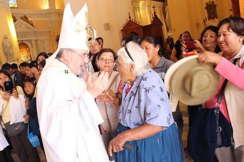 arzobispo de Arequipa