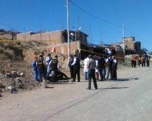 Abandonan cuerpo de mujer asesinada en «El Cebollar». Capturan presunto asesino