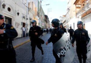 Región Policial de Arequipa no enviará más agentes a la capital por ola delictiva