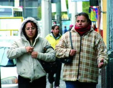 Temperaturas en Arequipa metropolitana caerán hasta los 5 grados