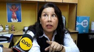 Procuradora regional habría solicitado indemnización de 72 mil soles al GRA